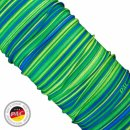 P.A.C. Original Multifunktionstuch - all stripes lime